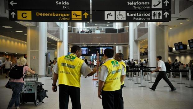 Tarifas aeroportuárias ficam mais caras em dois aeroportos brasileiros