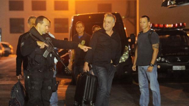 STJ manda soltar Cachoeira e Cavendish, presos na Operação Saqueador