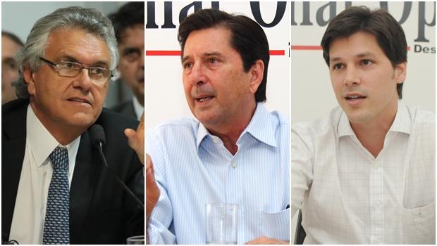 PMDB avalia que Ronaldo Caiado é carta fora do baralho para a disputa eleitoral de 2018