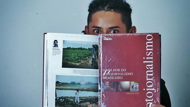 Mais um bom fruto do jornalismo goiano, Marcello Dantas, é premiado por trabalho publicado no Jornal Opção