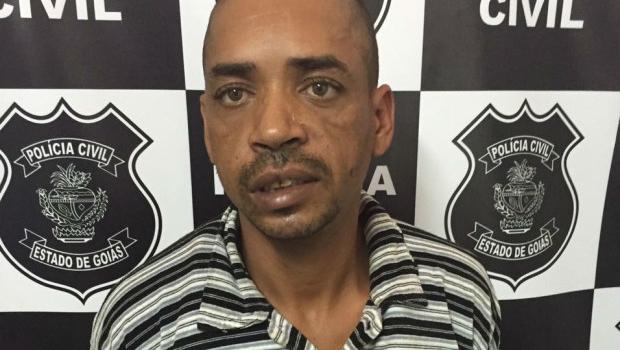Homem é preso em Goiás após torturar e colar partes íntimas da mulher