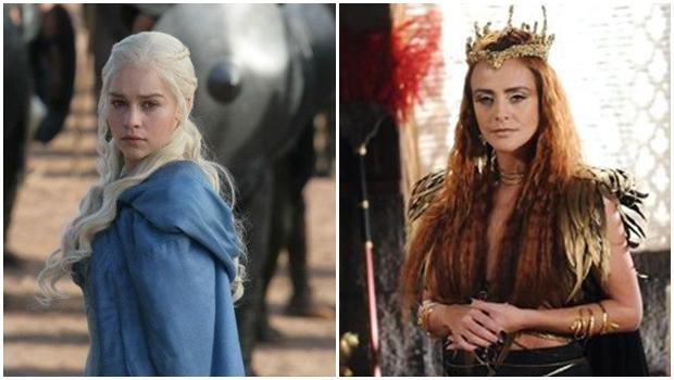 """Record batiza personagem com """"nome"""" de princesa de Game of Thrones. Conheça Kalesi"""