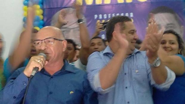 Com José Eliton, PSDB e PP confirmam aliança em Aparecida de Goiânia