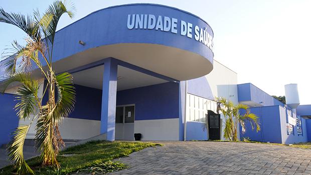 Na foto, PSF Vila Santa Rosa | Foto: Renan Accioly