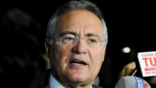 Renan Calheiros é presidente do Senado, mas está se comportando como cangaceiro do estilo Lampião contra a Justiça, o Ministério Público Federal e a Polícia Federal | Jane de Araújo/Agência Senado