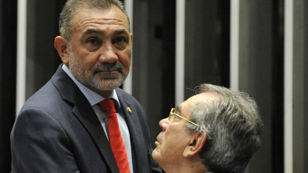 Senador Telmário Mota | Foto: Jane de Araújo/Agência Senado