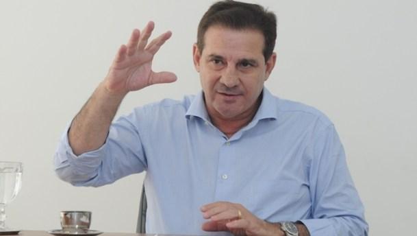 Se eleito, Vanderlan Cardoso pode dar o primeiro passo para diversificar a economia de Goiânia | Foto: Renan Accioly