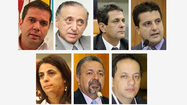 14 favoritos do PSDB, PSB, SD e PRB para vereador em Goiás