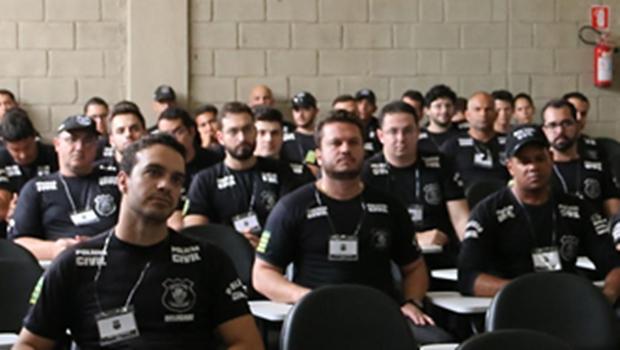 Governo de Goiás publica edital do concurso da Polícia Civil