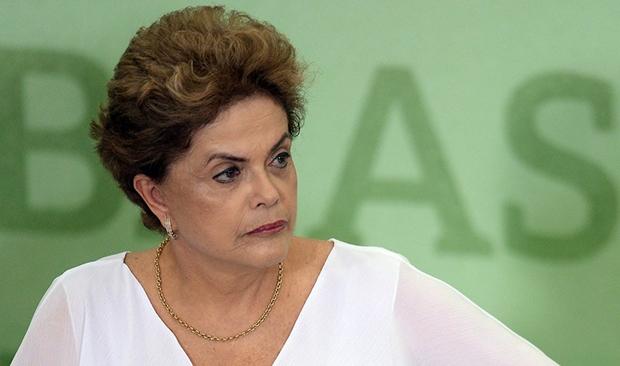 Presidente afastada Dilma Rousseff: ela diz que não, mas a renúncia está em seu horizonte | Foto: Ricardo Stuckart Filho/ABR