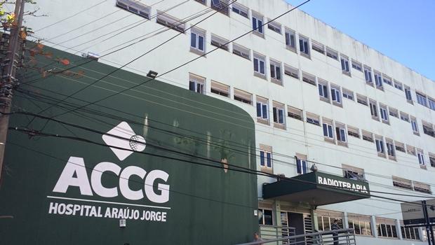 Hospital Araújo Jorge recebe R$ 1 milhão durante pandemia