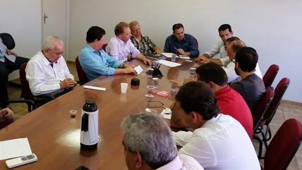 Vanderlan e Thiago Albernaz firmam compromisso com desenvolvimento de Goiânia