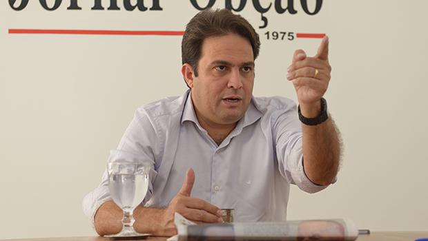 """""""Anápolis parou e precisa de gestão, por isso sou candidato  a prefeito"""""""