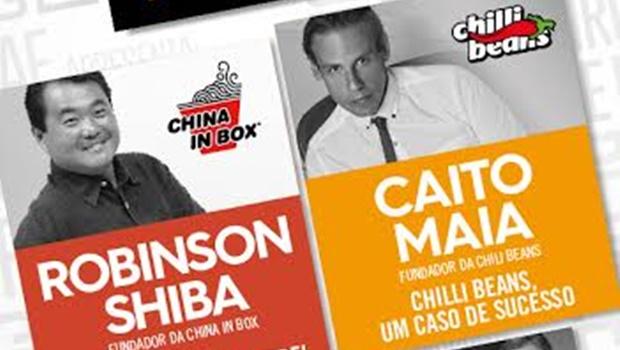 Sebrae traz CEOs da Chilli Beans e do China in Box para circuito de palestras