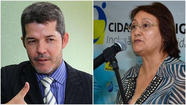 Rose Cruvinel será vice de Delegado Waldir para disputa em Goiânia