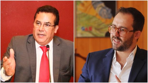O debate que não foi feito: Enil Henrique e Lúcio Flávio