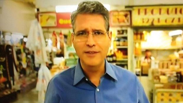 Francisco Jr. ressaltou sua relação com a cidade de Goiânia | Foto: Reprodução