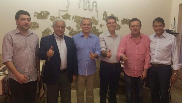 PSD e PTB fecham aliança: candidato será Francisco Júnior ou Bittencourt