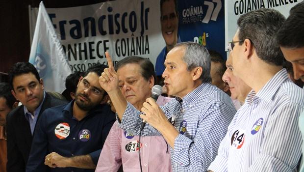 """Fora da disputa, Bittencourt diz que vai continuar na política """"com olhar crítico"""""""