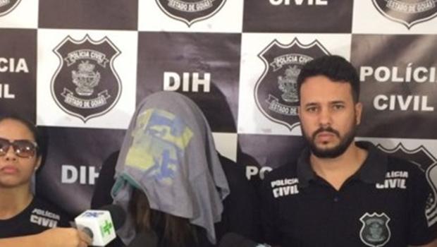 Mulher é presa em Goiânia suspeita de matar filha e esconder corpo em caixa por 5 anos