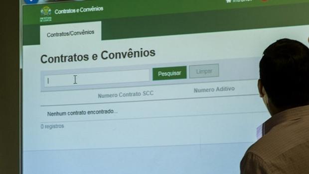 Prefeitura de Goiânia lança nova ferramenta que permite acesso a contratos e convênios