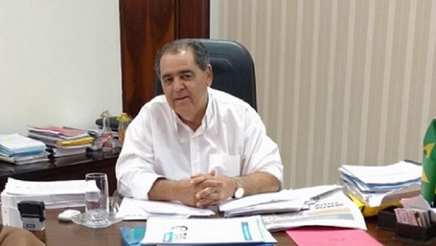 Rogério Troncoso segue como favorito à Prefeitura de Morrinhos | Foto: Divulgação