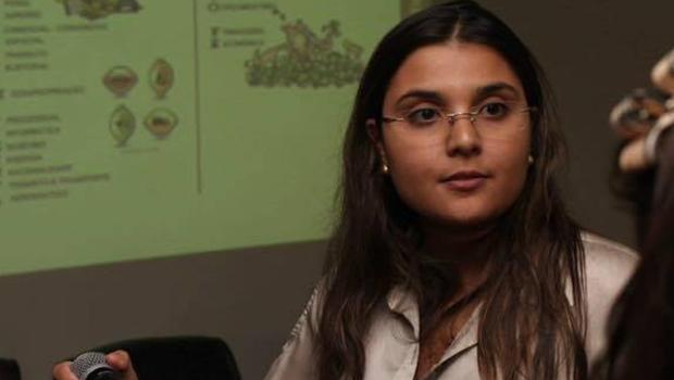 Presidente do PMB metropolitano, Sabrina Garcêz | Foto: Facebook