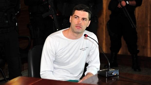 Ex-vigilante, Tiago Henrique enfrenta seu 12º julgamento nesta sexta-feira (12/8) | Foto: Hernany César – Centro de Comunicação Social