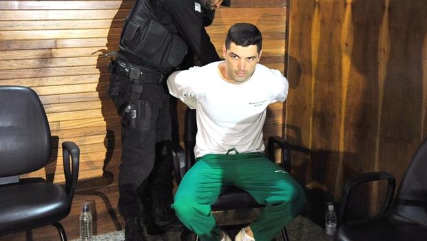 Ex-vigilante já foi condenado por 22 homicídios | Foto: Hernany César / TJGO