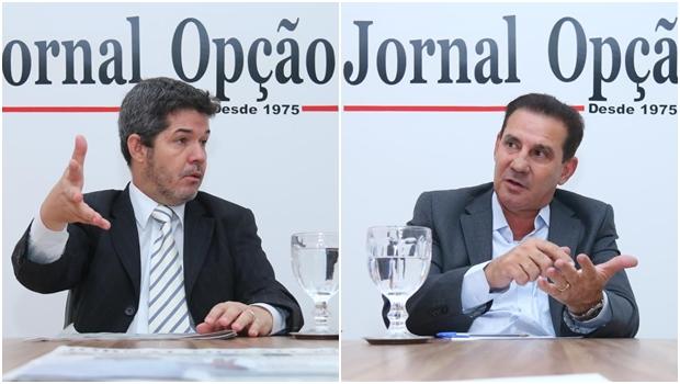 Pesquisa registra empate técnico entre Waldir Soares e Vanderlan Cardoso
