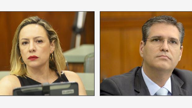 Francisco Júnior e Adriana Accorsi devem travar batalha pela disputa do terceiro lugar em Goiânia