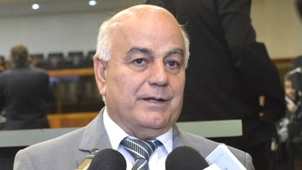 Presidente Hélio de Sousa | Foto: Marcos Kennedy
