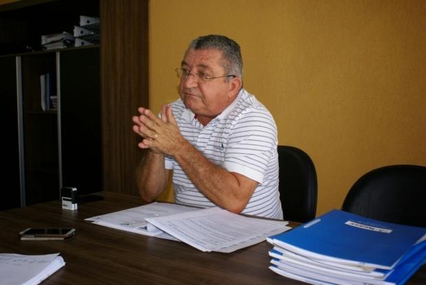 """Ronaldo Ribeiro, superintende do IPASC: """"Estamos gerindo a verba com aplicações seguras e evitando gastos desnecessários. Contamos com a parceria da Prefeitura, para que não tenhamos despesas além do que realmente precisamos ou podemos. Vamos encerrar o mandato sem novas dívidas"""""""