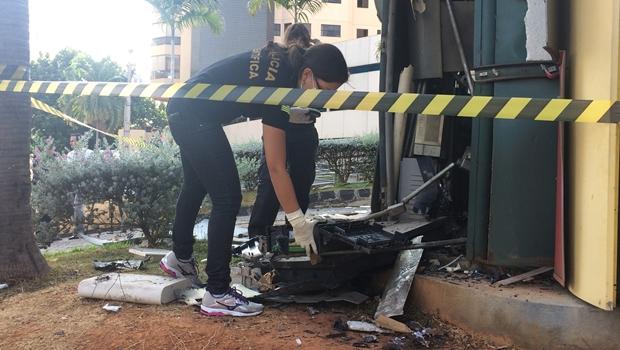 """Explosão de caixa eletrônico na Tamandaré é """"atípica"""" e será investigada com maior rigor"""