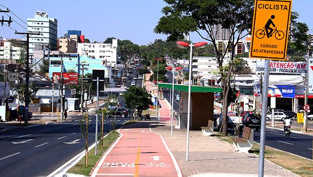 Vereador propõe implantação de sistema cicloviário em diversas avenidas e viadutos da capital