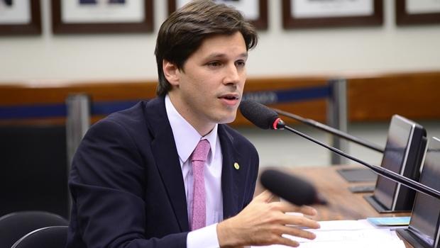 Daniel Vilela durante comissão na Câmara Federal | Foto: Gustavo Lima