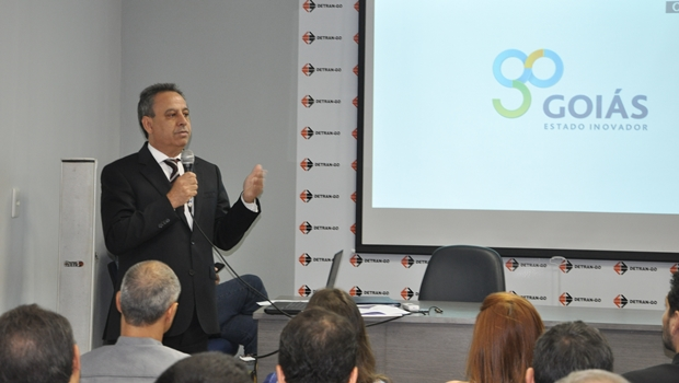 Para presidente do Detran-GO, prêmio estimulará debate sobre problemas no trânsito | Foto: Reprodução