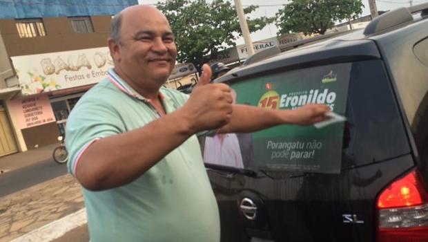 Eronildo Valadares e Márcio Luiz disputam quem vai ser o candidato de Caiado em Porangatu