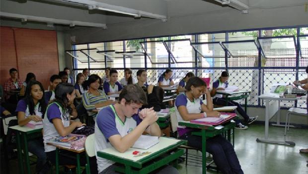 Goiás é um dos únicos Estados a alcançar meta do Ideb para o Ensino Médio