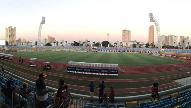 """""""Esperamos reviver no Olímpico grandes momentos do esporte goiano"""", diz presidente da FGF"""