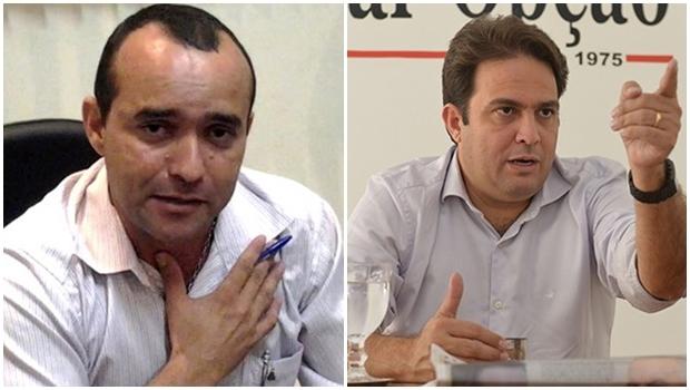 Fabiano da Saneago e Roberto do Orion