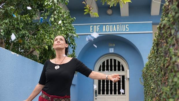 """Sonia Braga ilumina a tela em """"Aquarius"""", interpretando a jornalista aposentada Clara   Foto: Divulgação"""