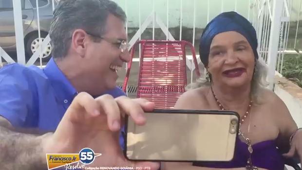 Francisco Jr. propõe construir centros para idosos em todas as regiões de Goiânia