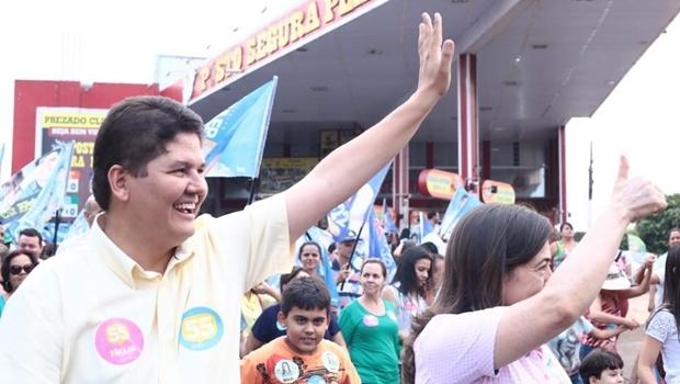 Com diminuição de indecisos, Heuler Cruvinel permanece na liderança | Foto: Divulgação