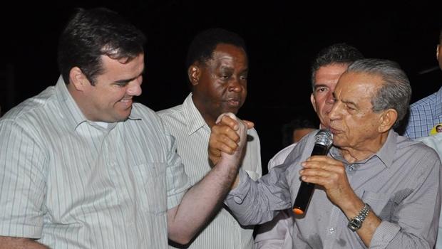 Prefeitos do PMDB, como Iris Rezende e Gustavo Mendanha, não querem ataques a Marconi
