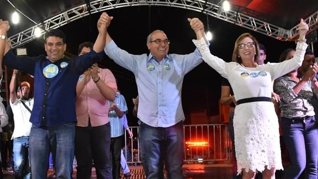 Jânio Darrot agradece apoio à sua reeleição em Trindade | Foto: Divulgação