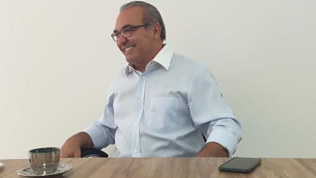 """Jânio Darrot descarta possibilidade de candidatura em 2018: """"Vou encerrar meu mandato"""""""