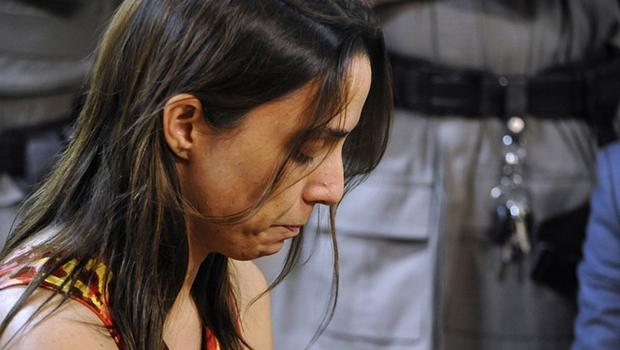 Márcia Bersanetti foi denunciada por homicídio e ocultação de cadáver | Foto: Aline Caetano / TJGO