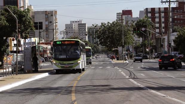 Reunião nesta segunda (22) decide sobre aumento da tarifa de ônibus em Goiânia