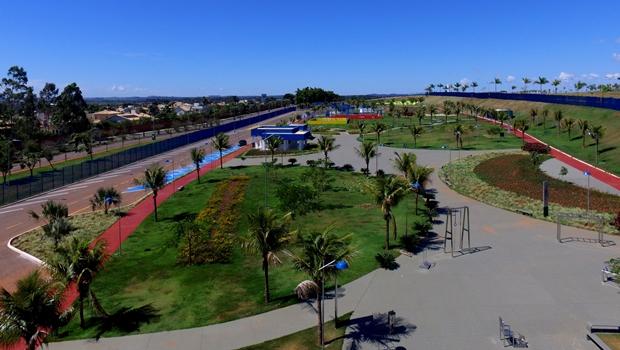 Parque Marcos Veiga Jardim será fechado ao público em geral   Foto: Agetop